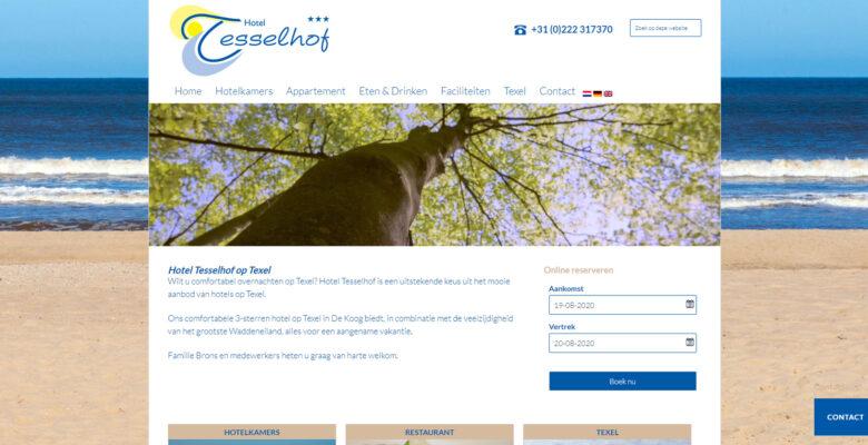 Hotel Tesselhof