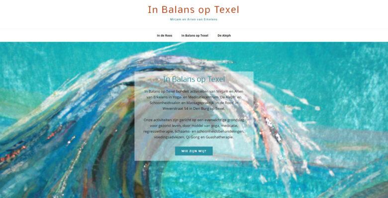 In Balans op Texel