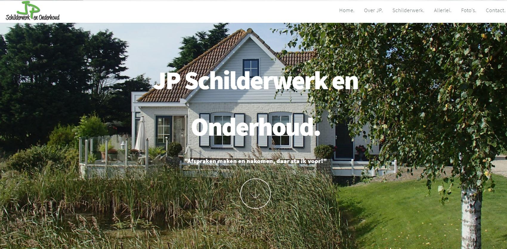 JP Schilderwerk Texel