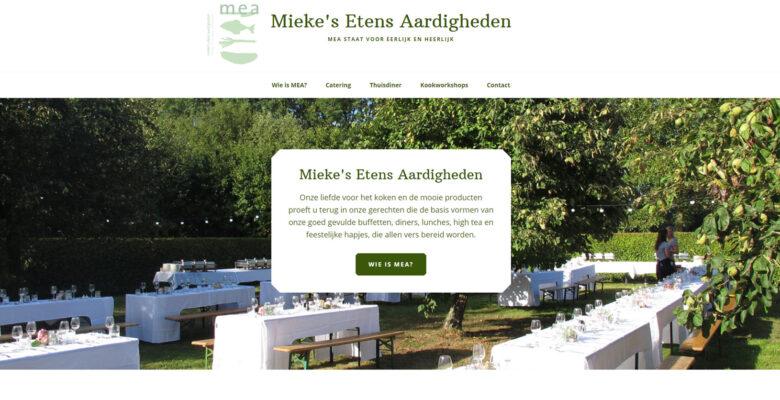 Mieke's Etens Aardigheden