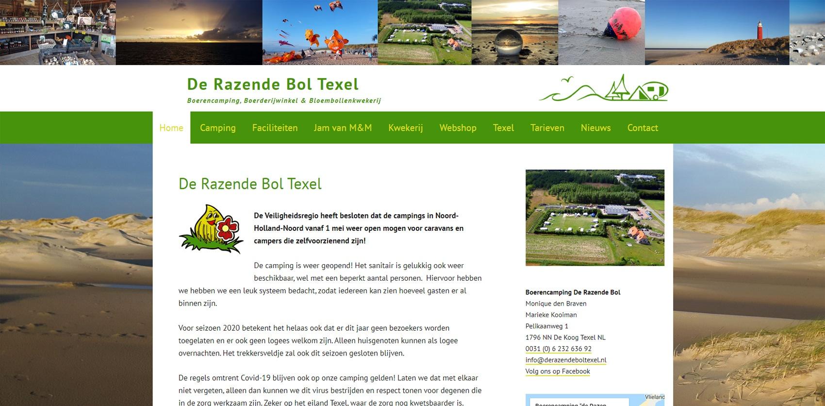 De Razende Bol Texel