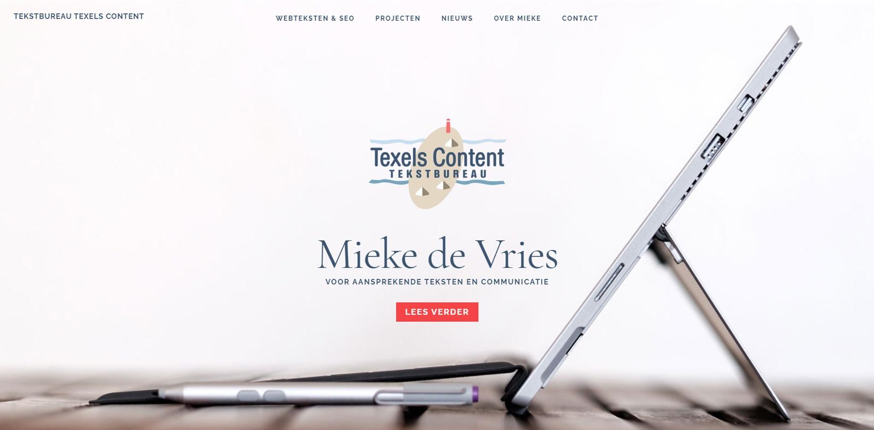 Texels Content