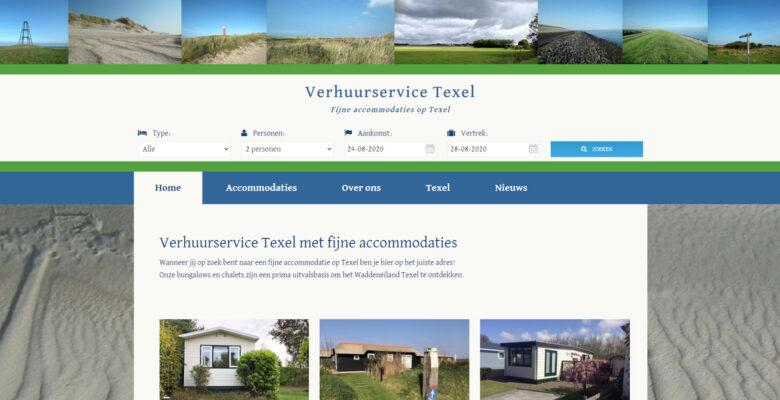 Verhuurservice Texel