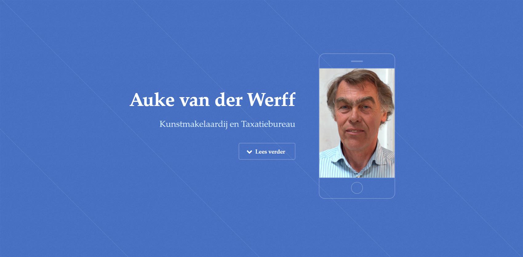 Auke van der Werff
